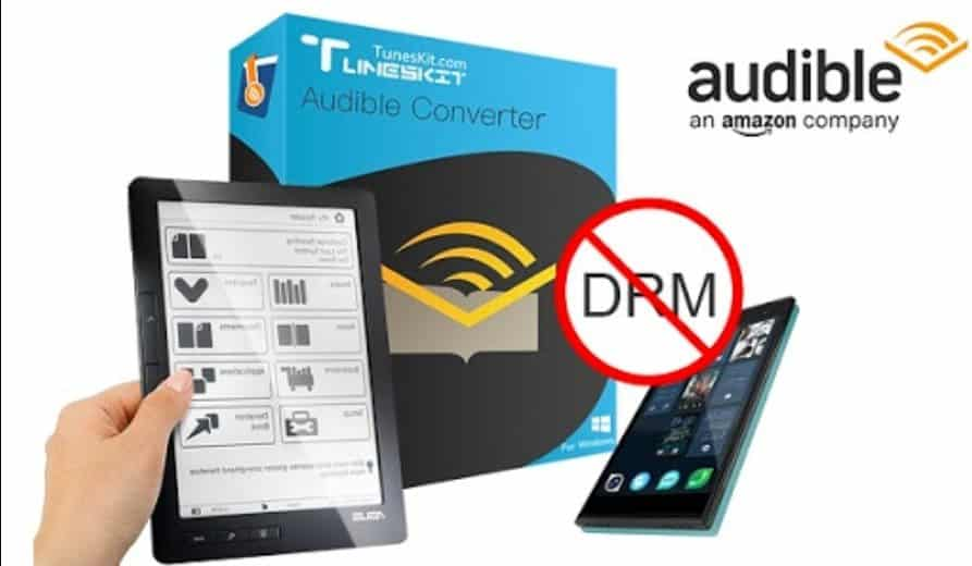 TunesKit DRM Audio Converter (Mac & Windows)