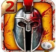 Blood and Glory Legend-games like infinity blade for android