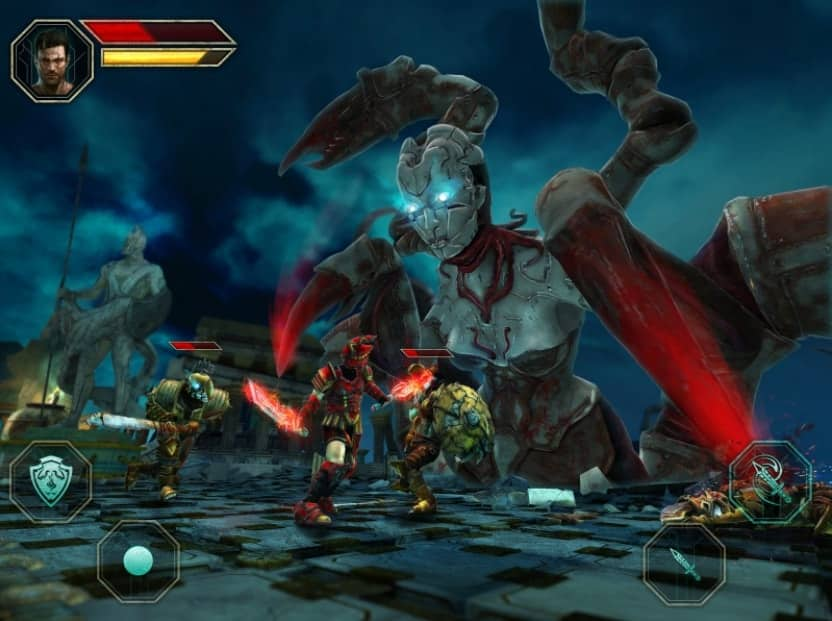 Godfire Rise of Prometheus Infinity Blade for Android