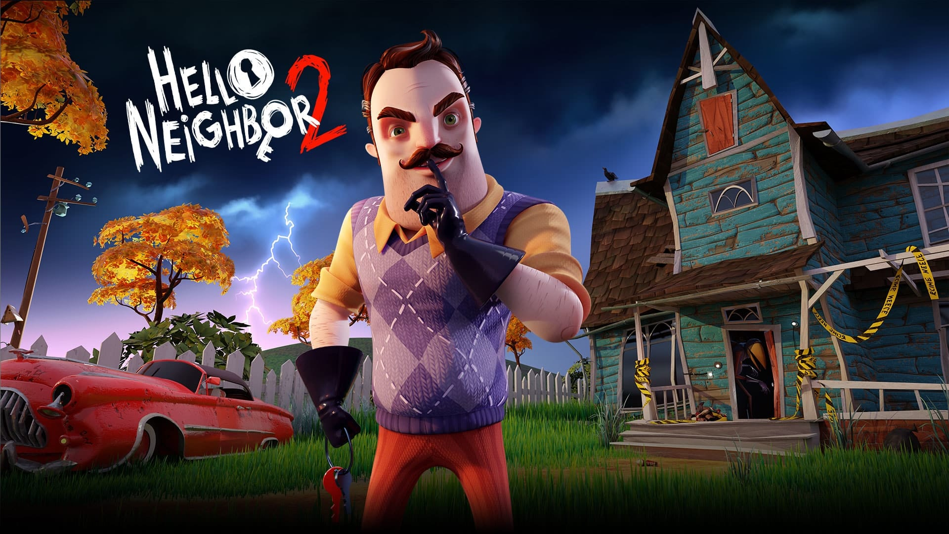 Hello Neighbor 2- the best of game pass list