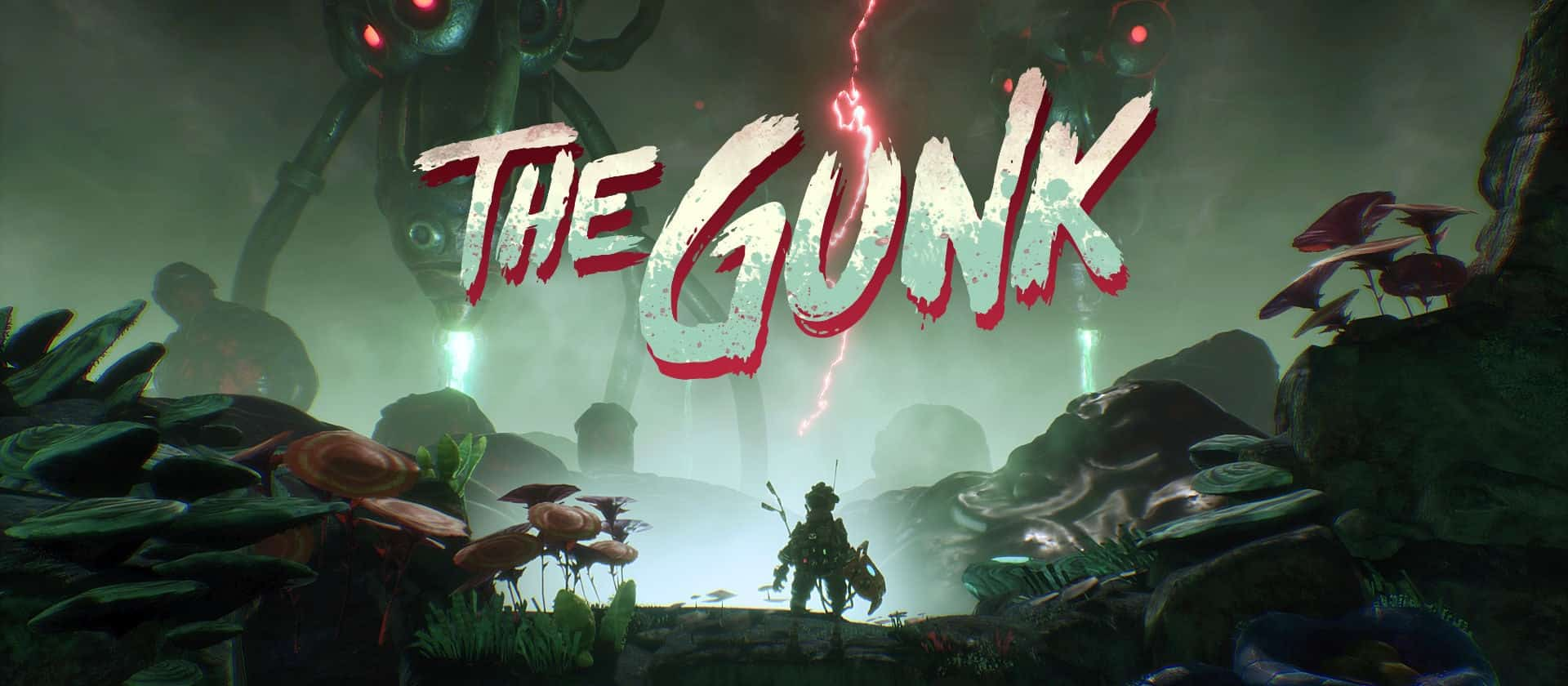 The Gunk games on game pass