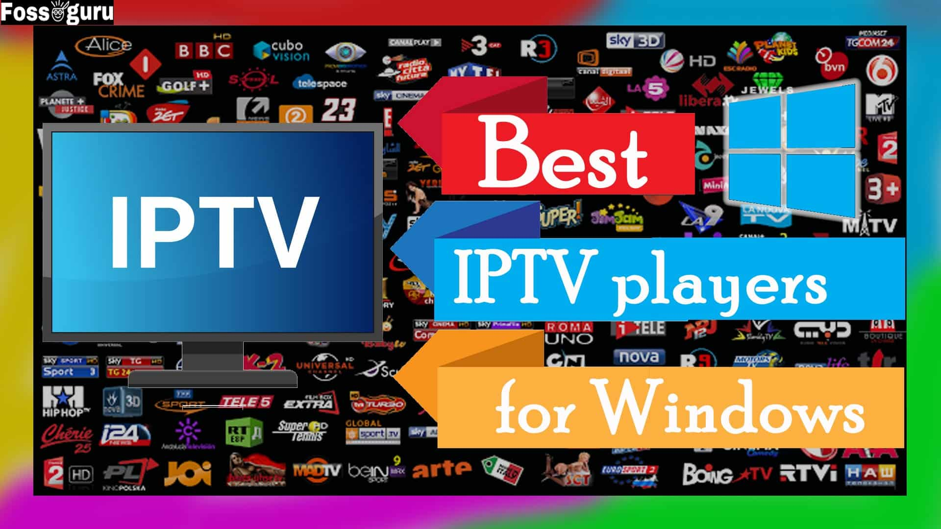 Best IPTV players for Windows for Free