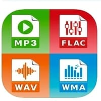 MP3 Converter Edit Music file