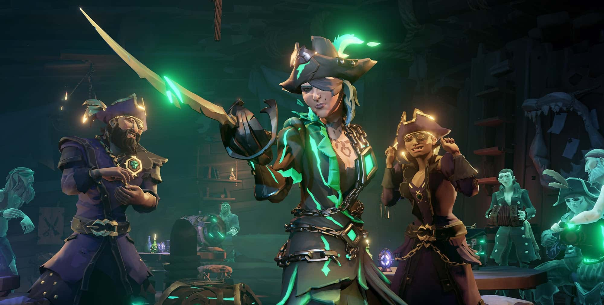 Sea of Thieves Cooperative Games To Play With Friends PC