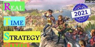 best RTS games for pc