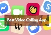 Best Video Calling App For Online Conference Class