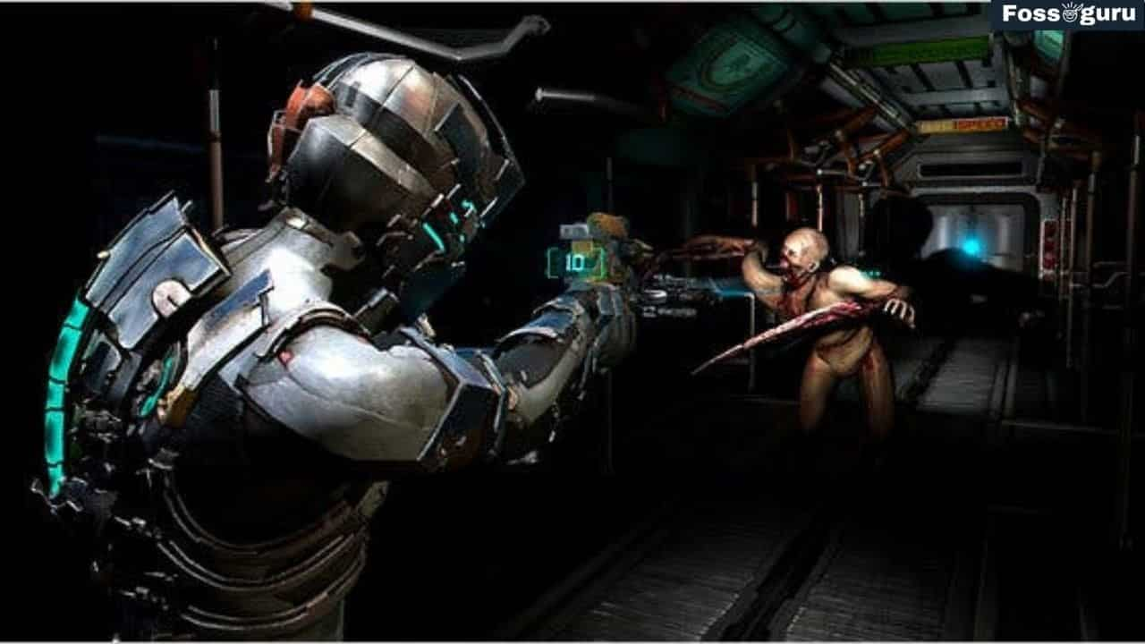Dead Space 2 open world sci fi games pc