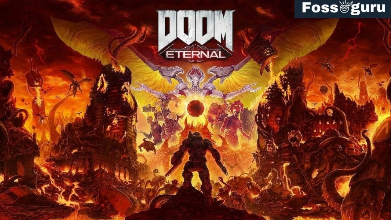 Doom Eternal open world sci fi games