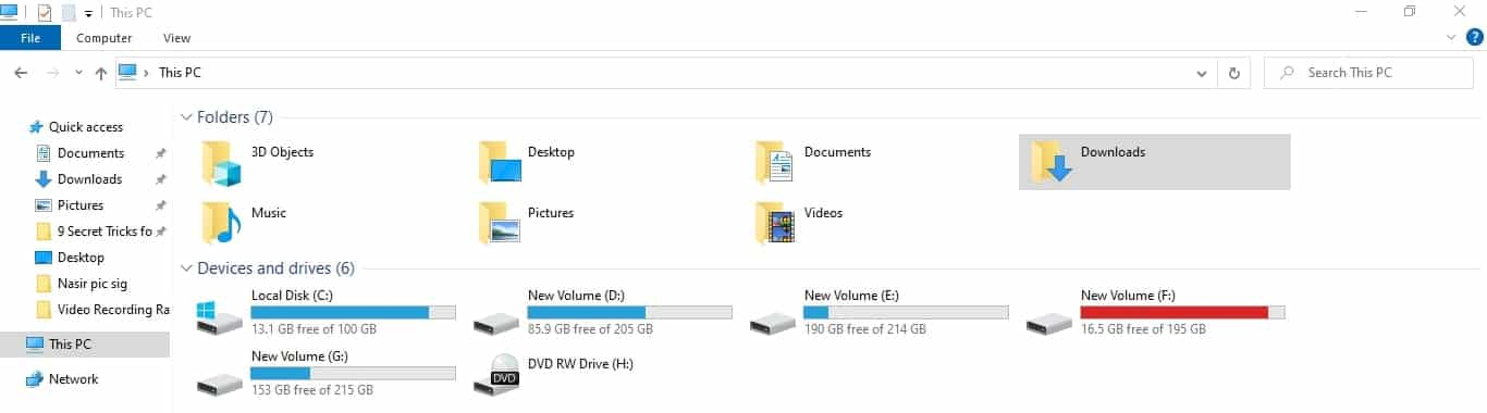 First of all go to the file manager to find out the .cfg files