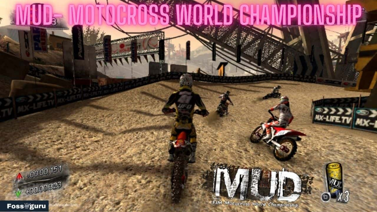 MUD- Motocross World Championship