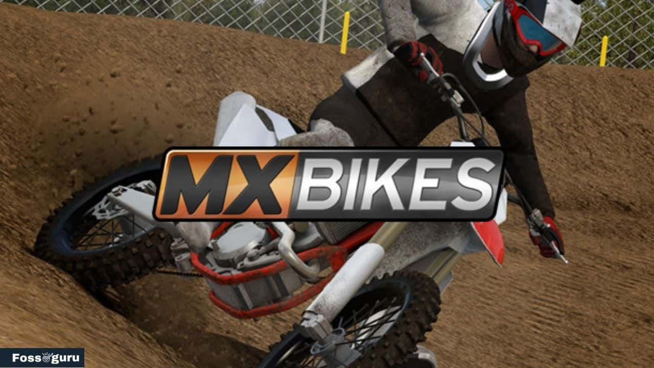 MX Bikes dirt bike racing games