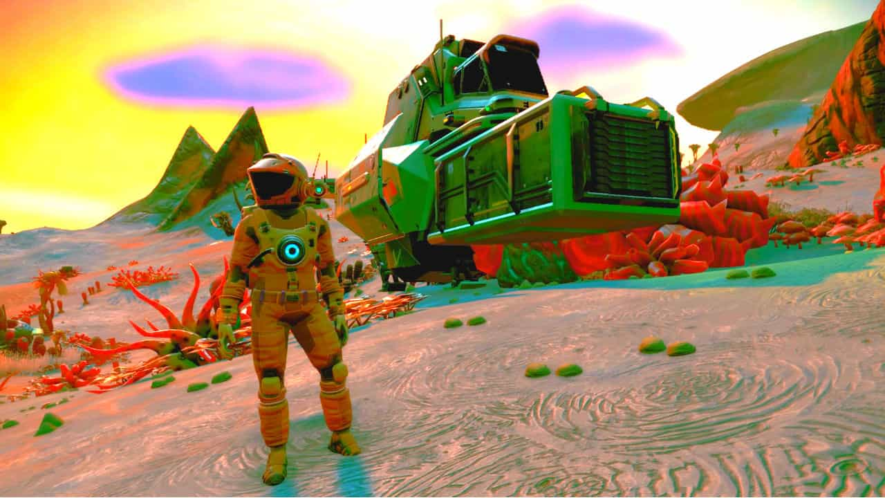 No Man's Sky Game