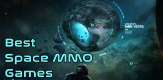 Space MMO Games