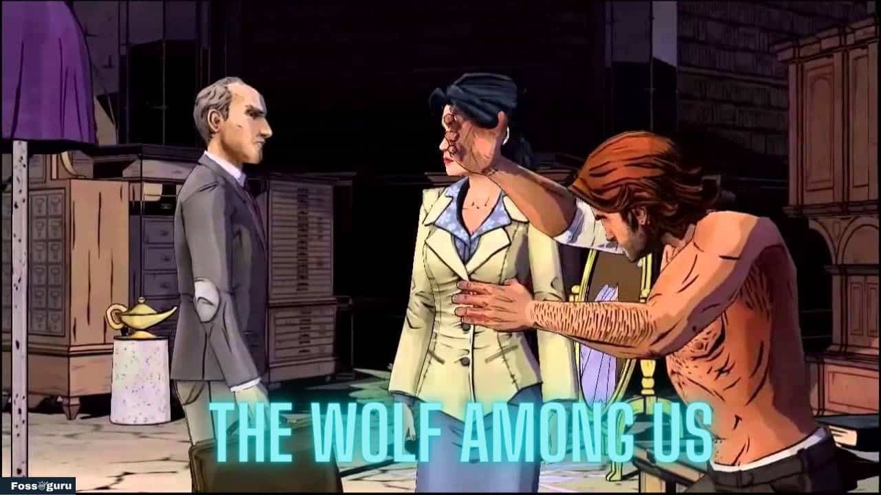 THE WOLF AMONG US best pc games 2021