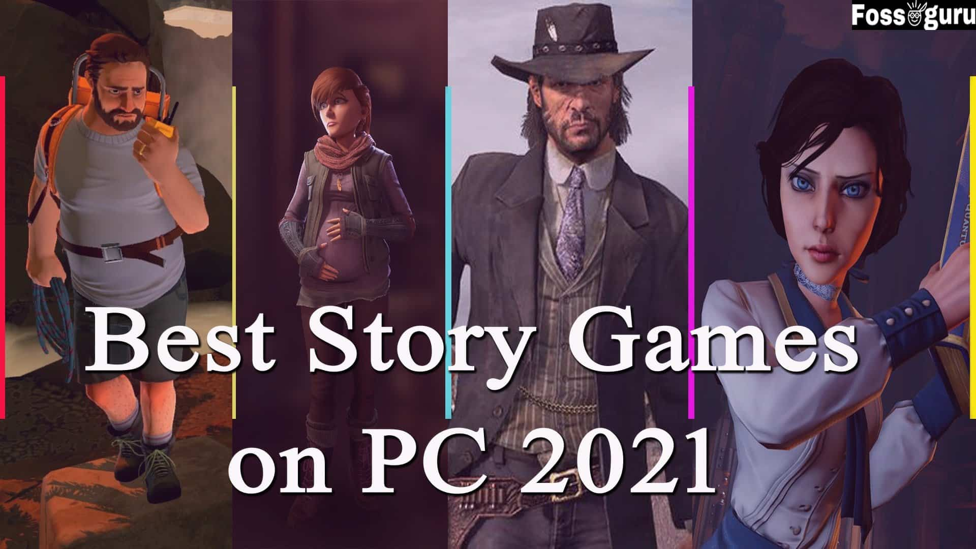 best story games for pc free
