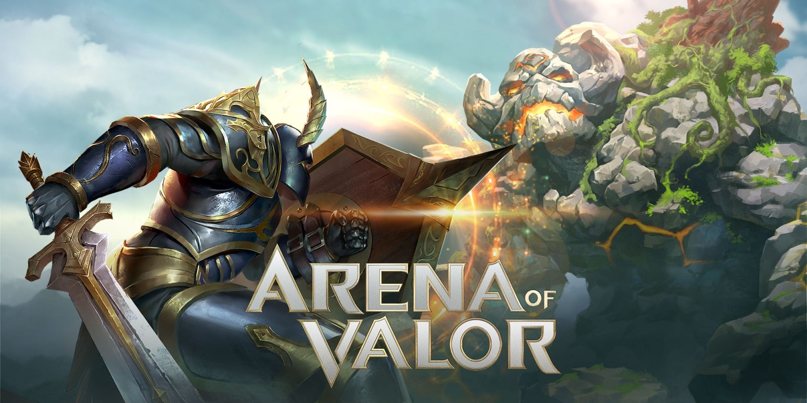 Arena of Valor is one of the Chinese variants of the famous MOBA game Wangzhe Rongyao.