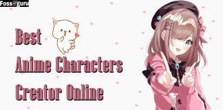 Best Free Anime Character Creators Online