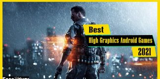 Best High Graphics Android Games with Adventure