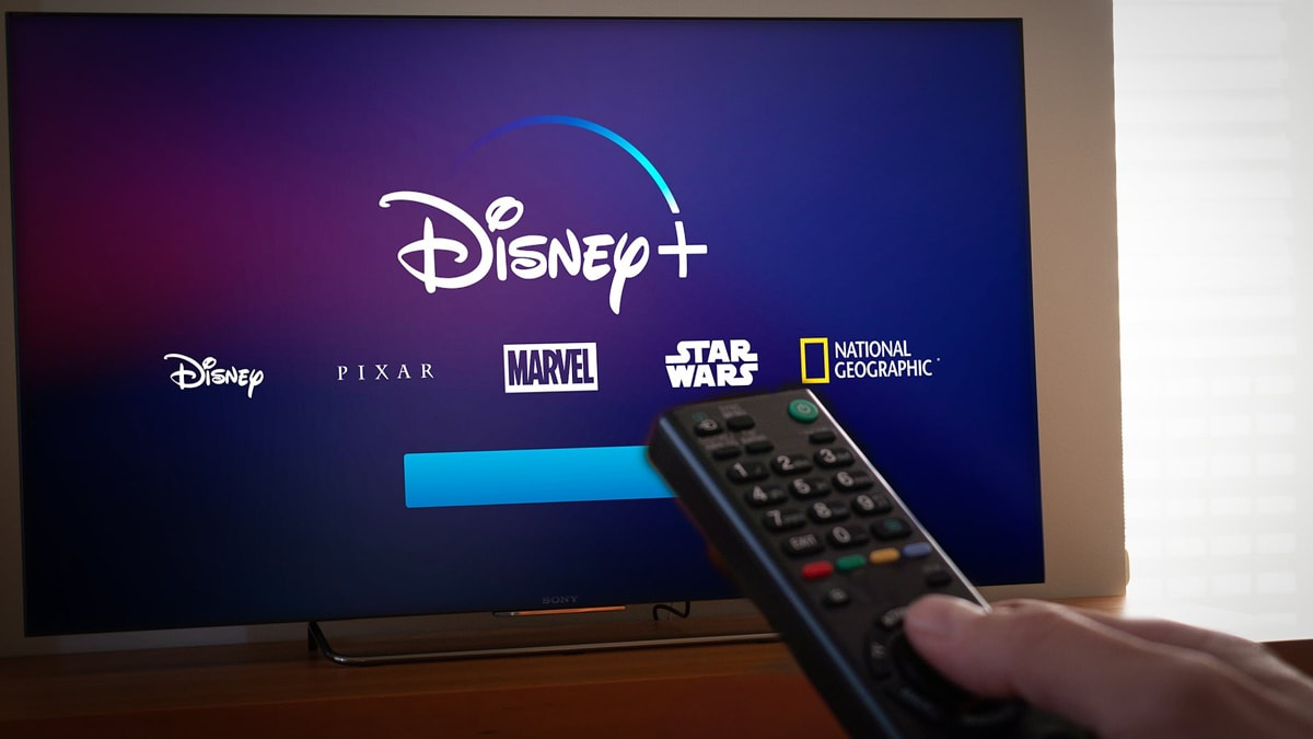 Disney Plus App Keeps Crashing on TV