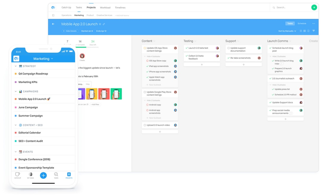 Flow is undoubtedly the best premium task management software for Windows for project managers.