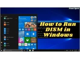 How to Run DISM in Windows [OnlineOffline Full Guide]