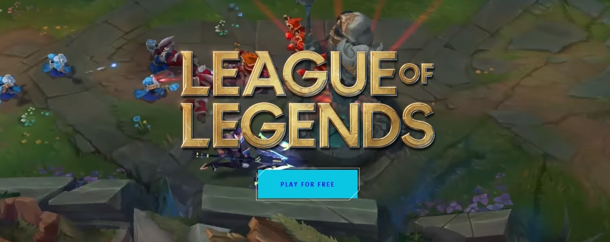 League of Legends is another MOBA game for PC online. LoL is the most famous MOBA game of the century.