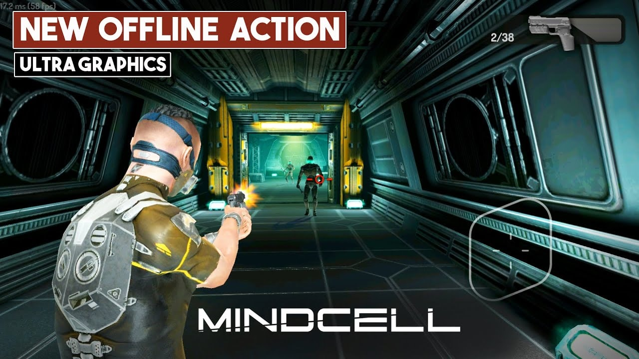 Mindcell Android Game