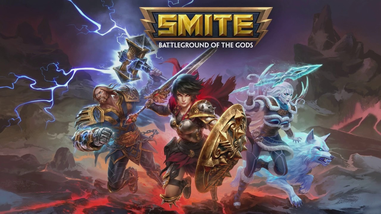 SMITE is a free-to-play online game that is influenced by ancient Greek mythology.