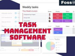 Task Management Software for Windows