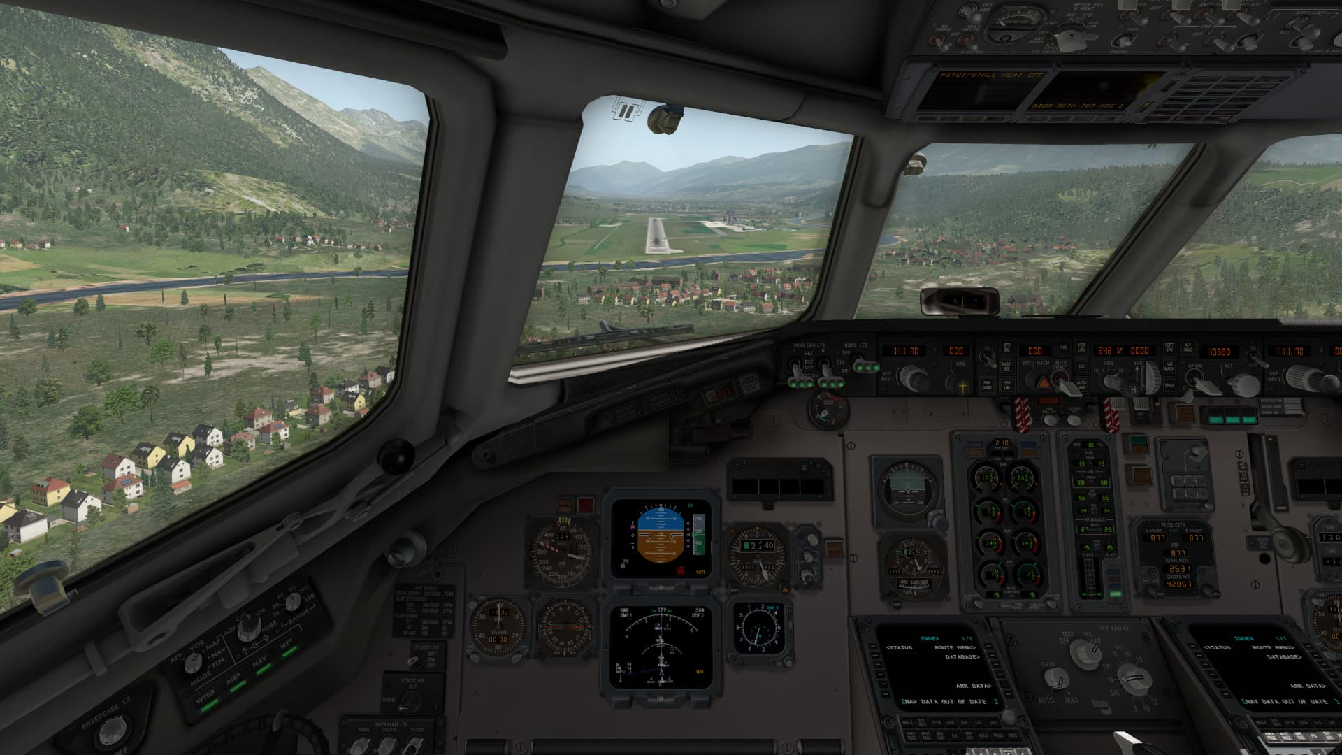 YX-Plane 11 the best free flight simulator