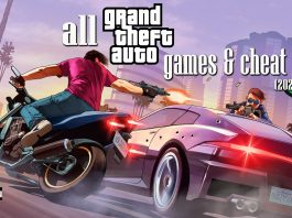 All GTA Games and Cheat Codes