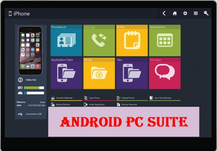 Best Android PC Suite for Windows