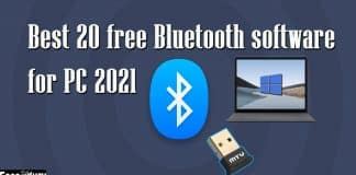 Free Bluetooth Software for Windows PC