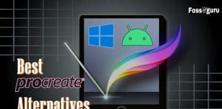 Procreate Alternatives for Windows And Android