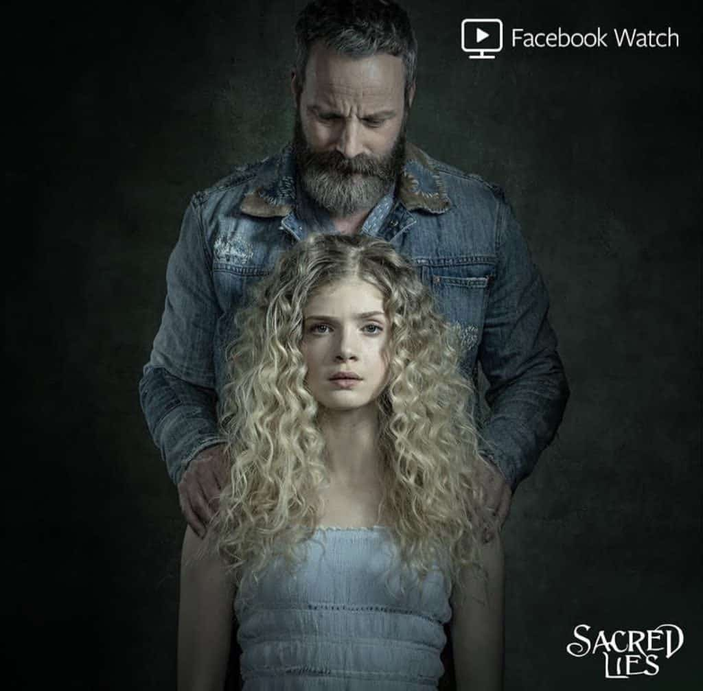 Sacred Lies facebook watch movies list