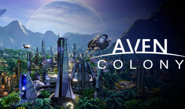 best city building games AVEN COLONY