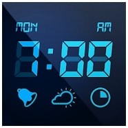 Clock Apps for Android-Alarm Clock For Me Free