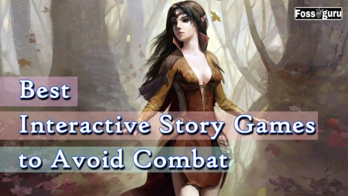 Best Interactive Story Games to Avoid Combat