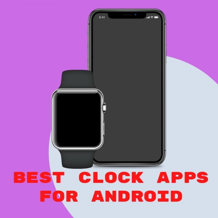 Clock Apps for Android to Set Alarm for Heavy Sleepers
