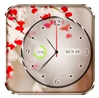 Clock Apps for Android-Clock Live Wallpaper