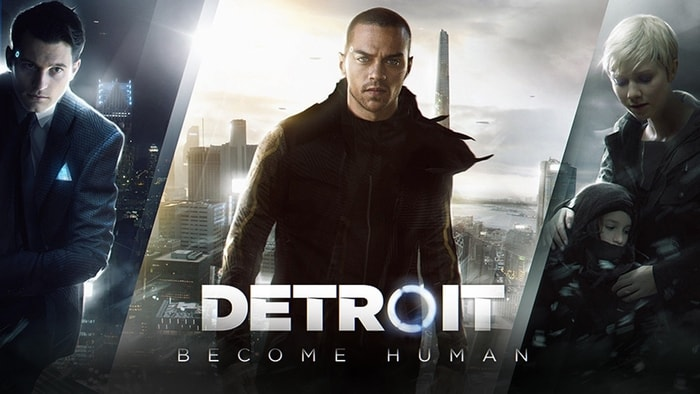Detroit Become Human best story games for pc 2021