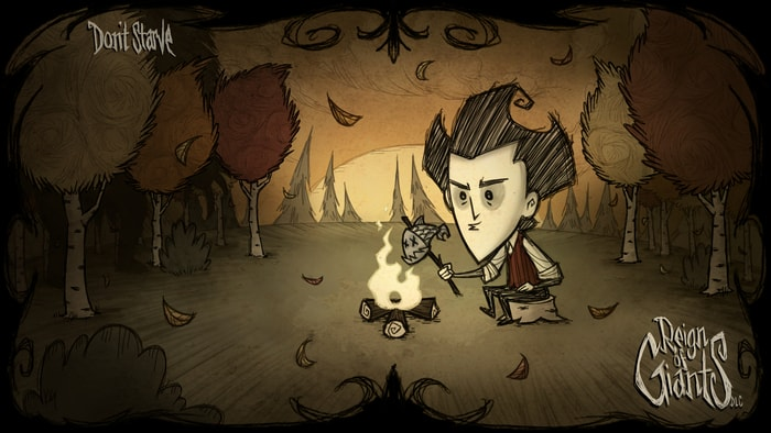 Don't Starve has a Tim Burton-style 2D gameplay that is lovely to play.