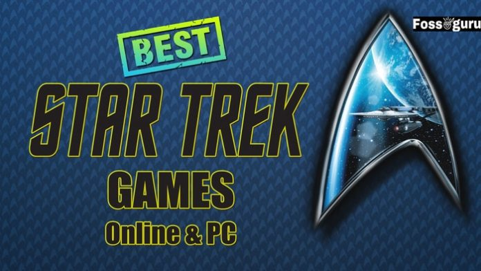 Star Trek Games for Online and PC