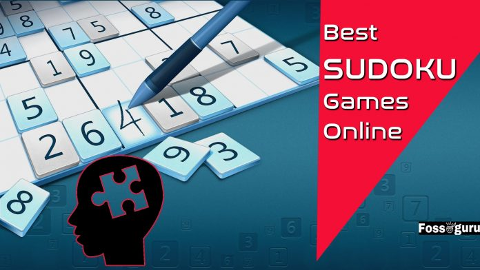 The Best Sudoku Games Online to Play