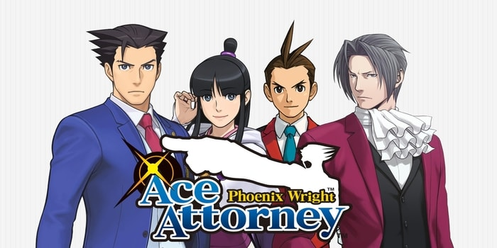 best story games for pc free Ace Attorney