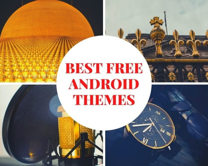 Best Free Android Themes With Dark Mode