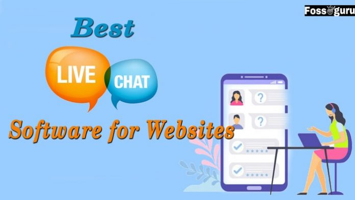 Free Live Chat Software for Websites