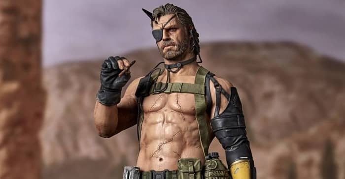Metal Gear Solid V: The Phantom Pain is part of the iconic Metal Gear Solid franchise.