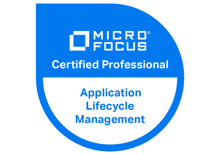 Micro Focus Application Lifecycle Management