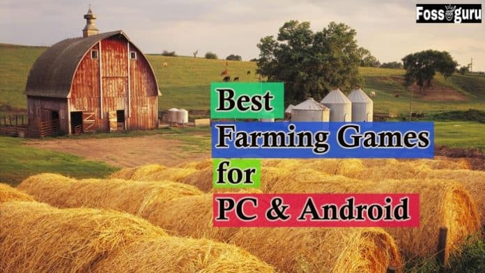 Farming Games for PC and Android